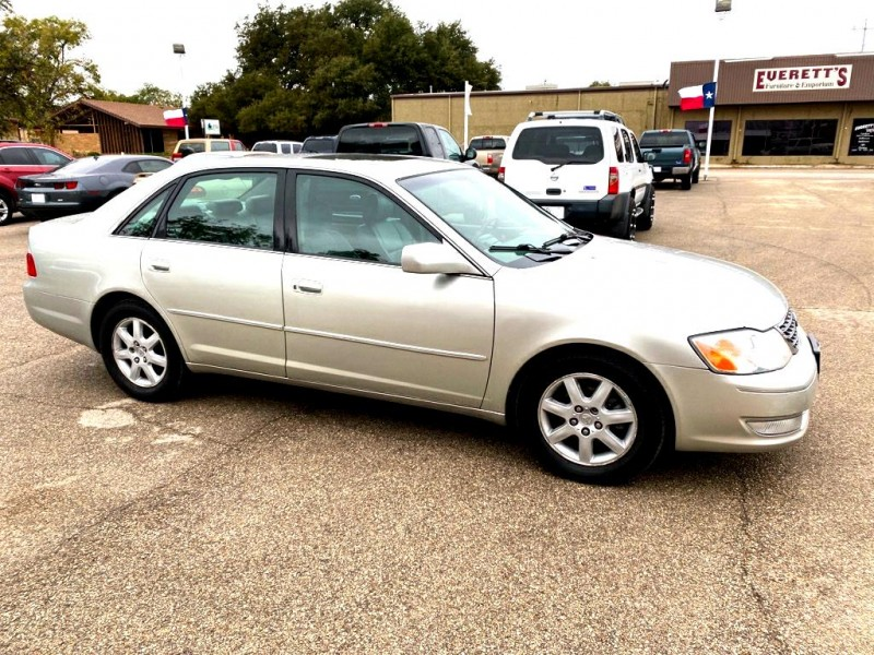 TOYOTA AVALON 2003 price $5,995