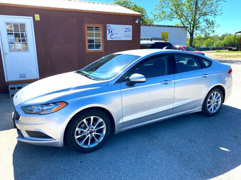 FORD FUSION 2017 price $15,975