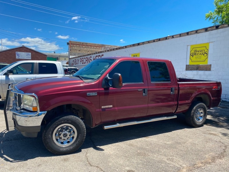 FORD F250 2004 price $12,500