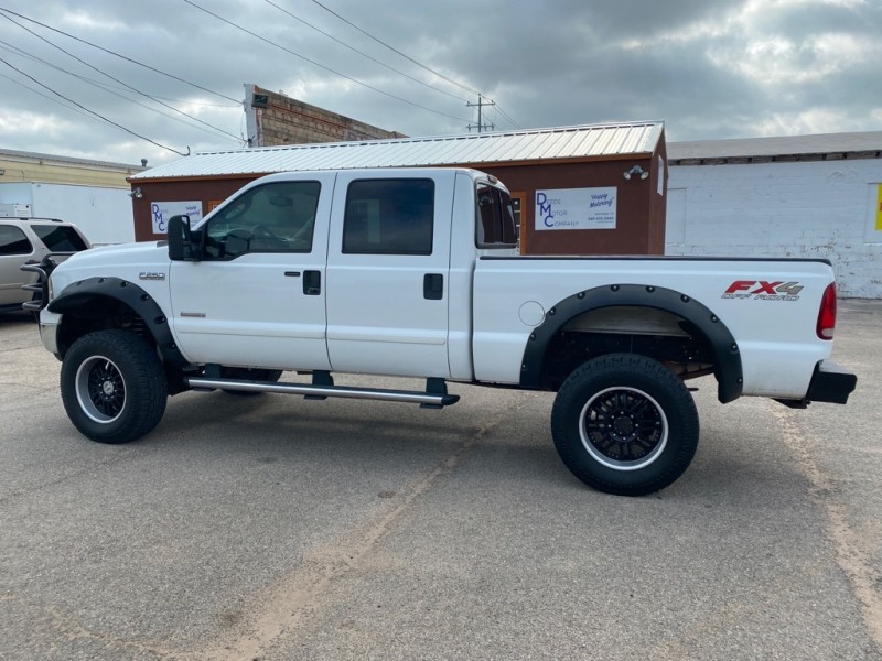 FORD F250 2007 price $17,500