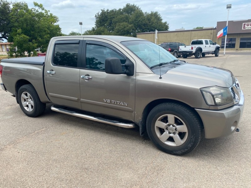 NISSAN TITAN 2006 price Call for Pricing.