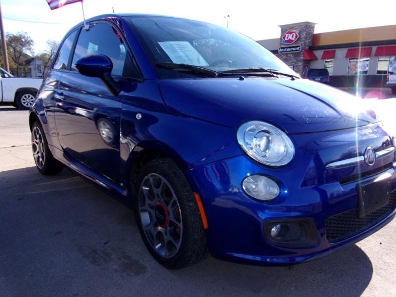FIAT 500 2012 price $10,995