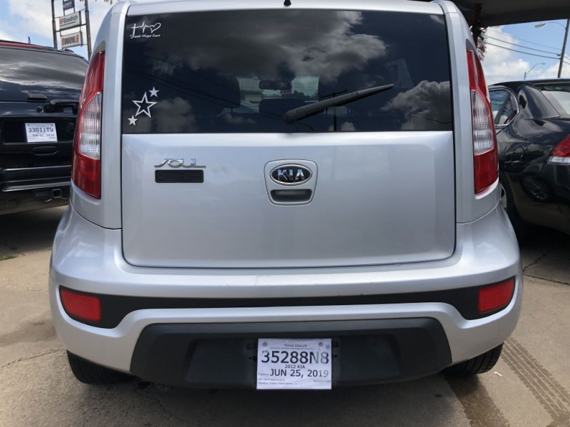 KIA SOUL 2012 price $10,495