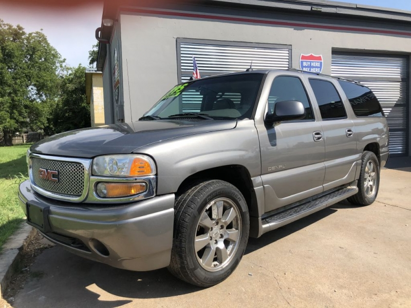 GMC YUKON XL 2005 price $9,995