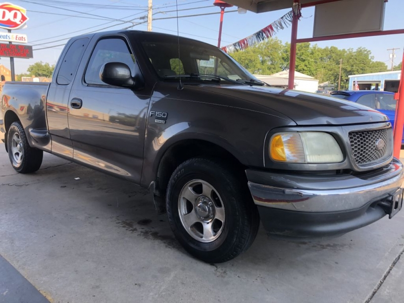 FORD F150 2003 price $8,150