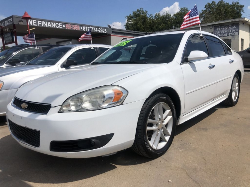 CHEVROLET IMPALA LIMITED 2014 price $11,995