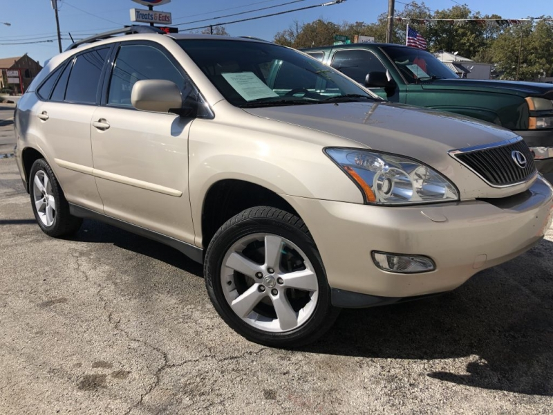 LEXUS RX 2006 price $1,095 Down