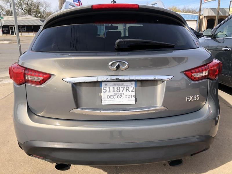 INFINITI FX35 2009 price $12,995