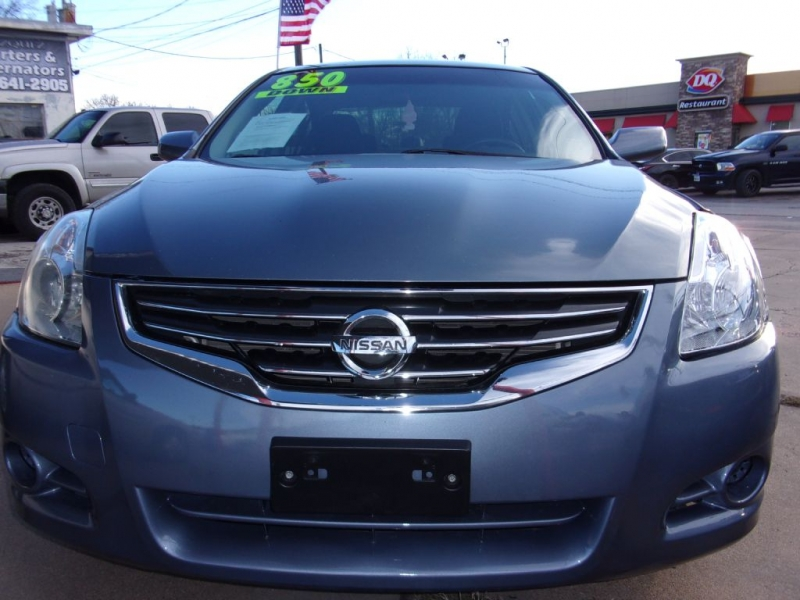 NISSAN ALTIMA 2010 price $8,495
