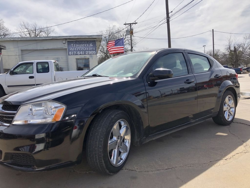 DODGE AVENGER 2011 price $9,495