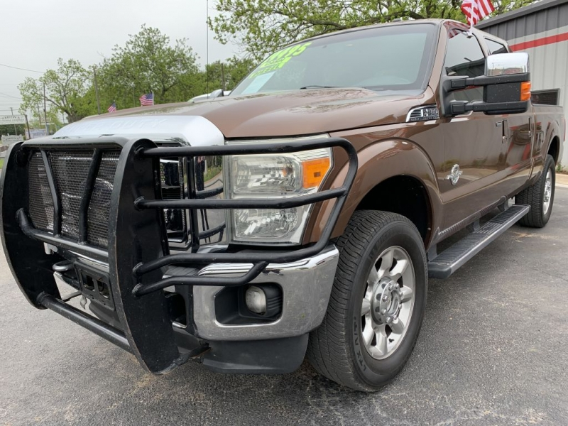 FORD F250 2011 price $22,495