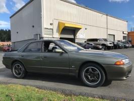 Nissan skyline Autech26 1992