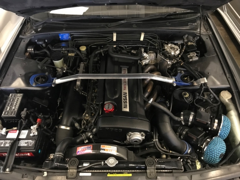 Nissan Skyline GTR 1989 price $33,995