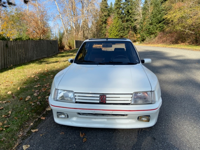 Peugeot 205 GTI Dimma widebody 1989 price $10,995