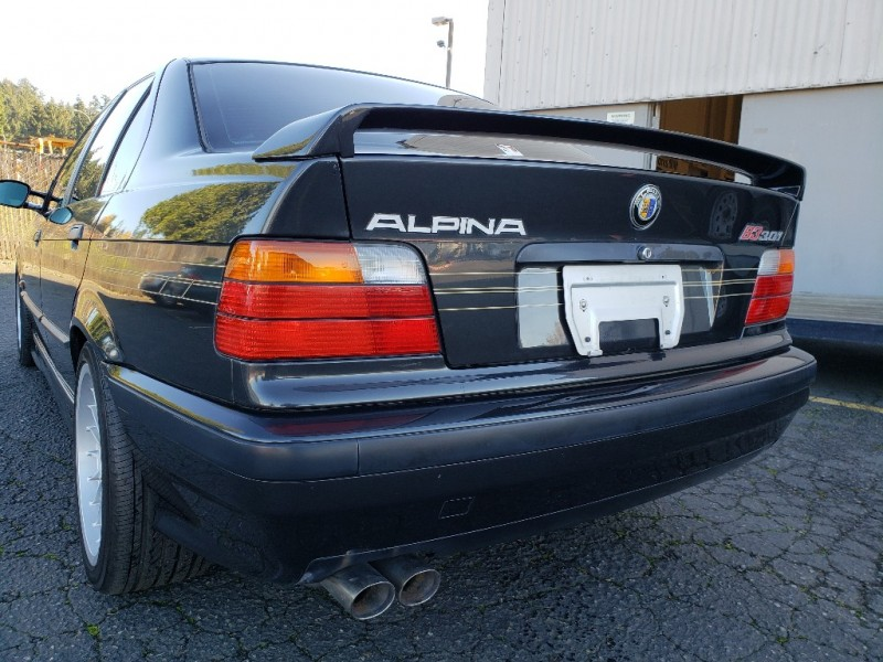 BMW Alpina B3 3.0 1993 price $29,995