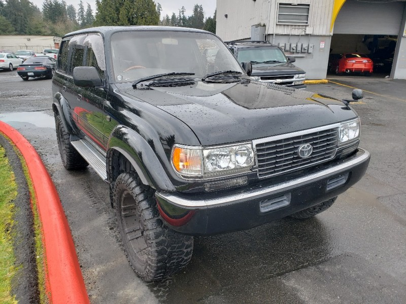 Toyota Land Cruiser 1992 price $15,995