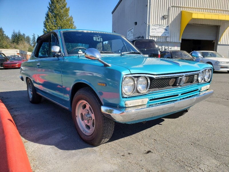 1972 Nissan Skyline 1500GT