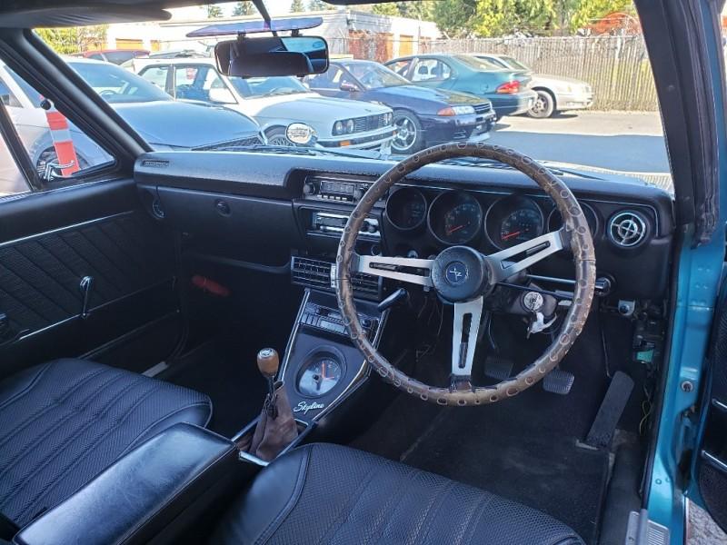 Nissan Skyline 1972 price $41,995
