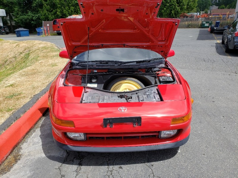 Toyota MR 2 1992 price $8,995