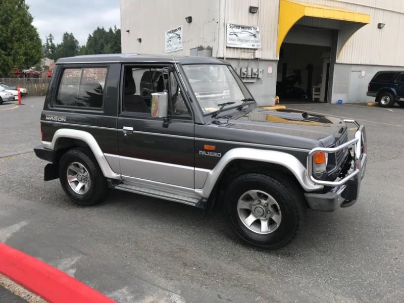 Mitsubishi pajero wide turbo diesel 1989 price $13,995