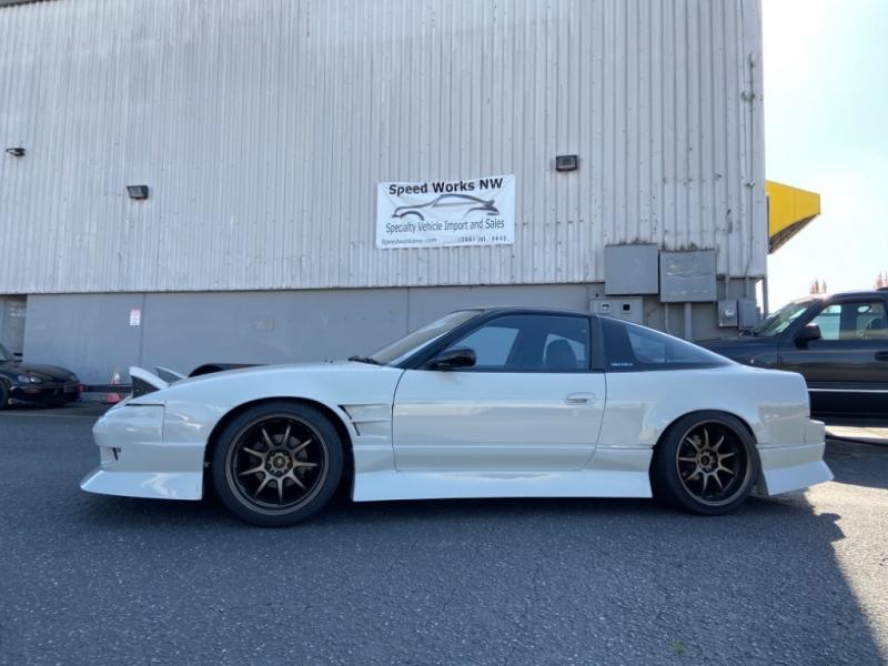 Nissan 180sx type-X s13 1993 price $13,499