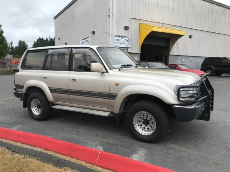 Toyota Land Cruiser 1992 price $16,995