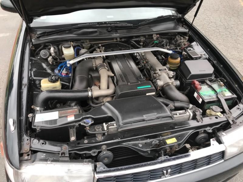 Toyota JZX90 cresta tourer-V 1993 price $16,995