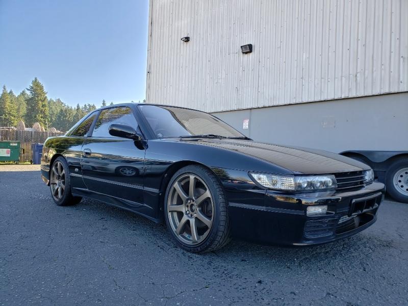 Nissan Silvia 1992 price $14,995