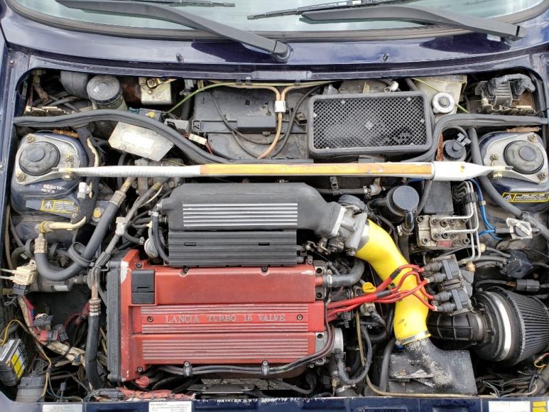 Lancia Delta Integrale EVO 2 1993 price $69,995