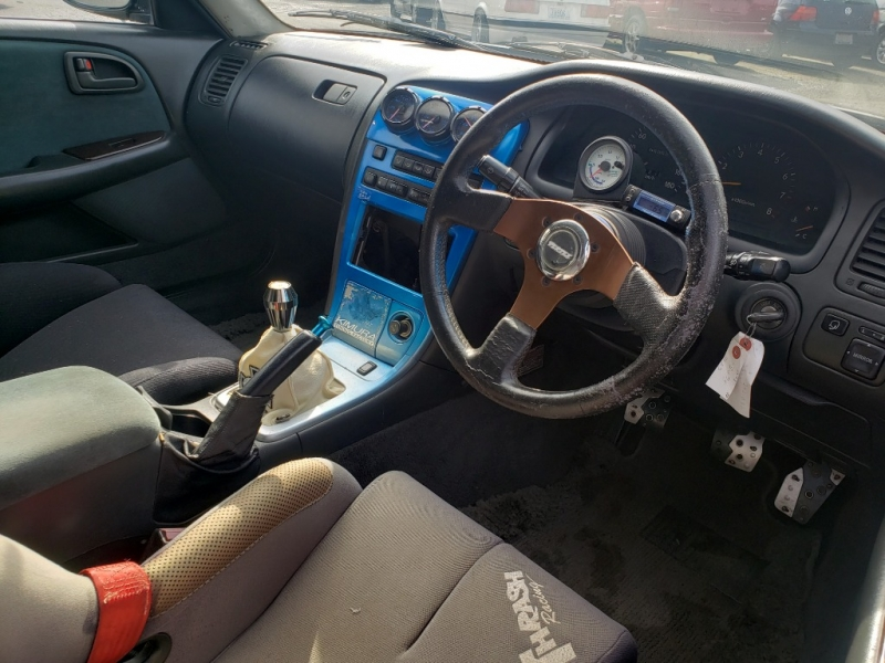 Toyota Cresta Tourer V 1994 price $16,499