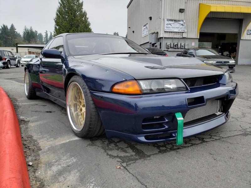 Nissan Skyline GTR 1990 price $45,995