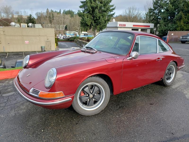 Porsche 912 1966 price $35,995
