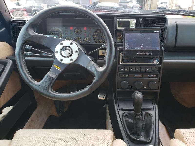 Lancia Delta integrale EVO 2 1994 price $60,000