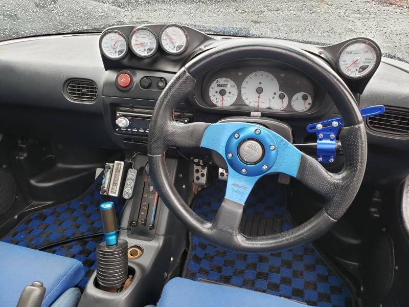 Mazda autozam AZ-1 1992 price $16,499