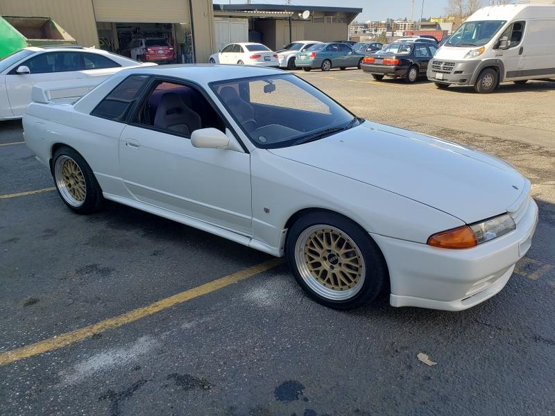 Nissan GT-R 1992 price $32,995
