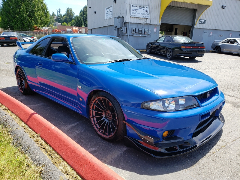 Nissan R33 skyline GTR 1995 price $44,995