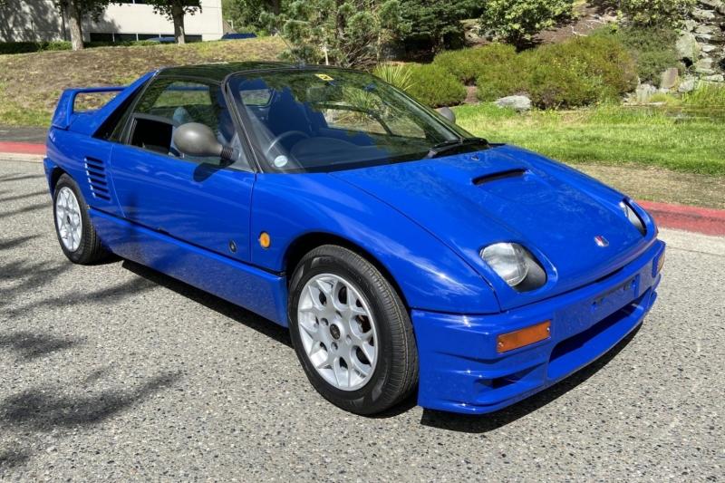 Mazda autozam AZ-1 mazdaspeed 1993 price $20,995