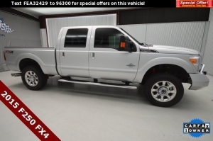 Ford F-250SD 2015
