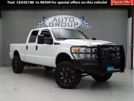 Ford F-250SD 2012