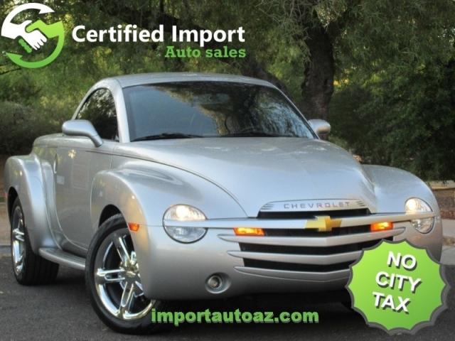 2004 Chevrolet SSR