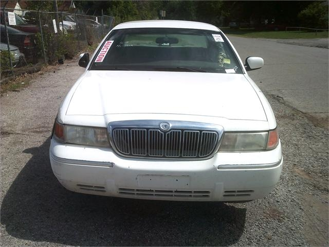 Mercury Grand Marquis 2001 price $2,500