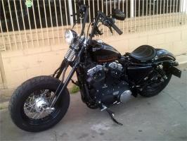 Harley-Davidson XL883 2013
