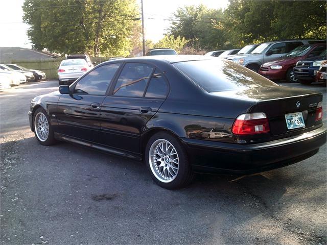BMW 5-SERIES 2002 price $4,000
