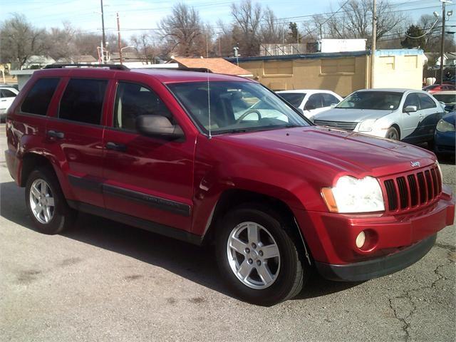 Jeep Grand Cherokee 2005 price $4,500