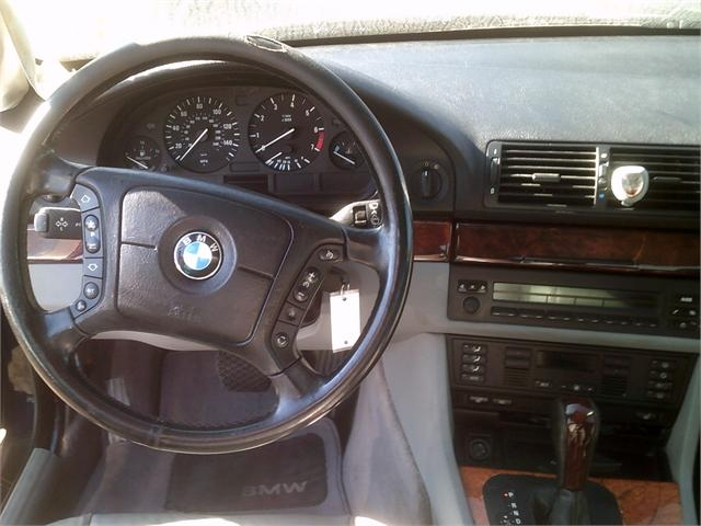 BMW 5-SERIES 2000 price $2,500