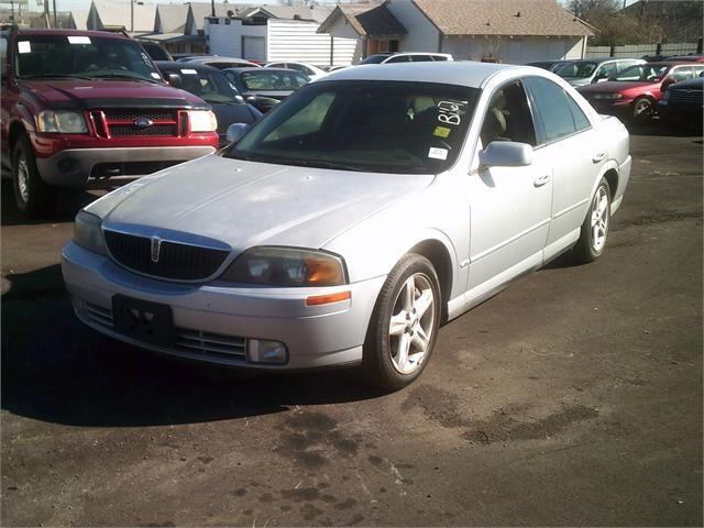 Lincoln LS 2000 price $2,000