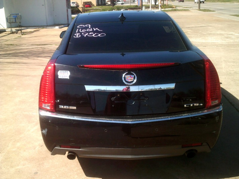 Cadillac CTS 2009 price $6,000