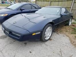 Chervrolet Corvette 1988