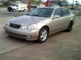 Lexus GS 300/400 1998