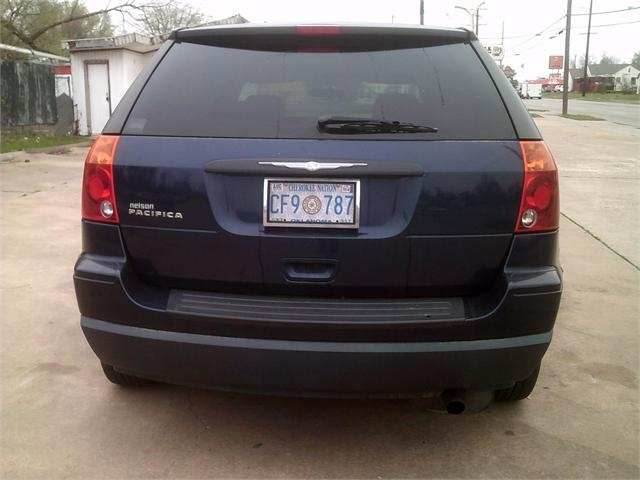 Chrysler Pacifica 2005 price $3,500